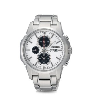 Seiko Sports Solar SSC083P1 Watch for Men