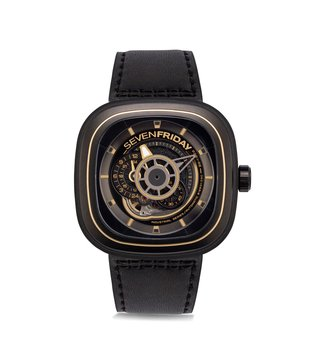 Sevenfriday P2B/02 P-Series Analog Watch for Men