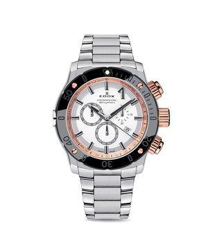 Edox 10221 357RM BINR Chronoffshore-1 Analog Watch for Men