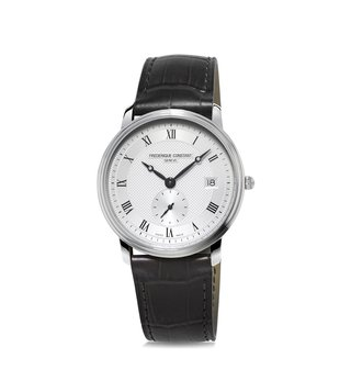 Frederique Constant FC-245M4S6 Slimline Analog Watch for Men