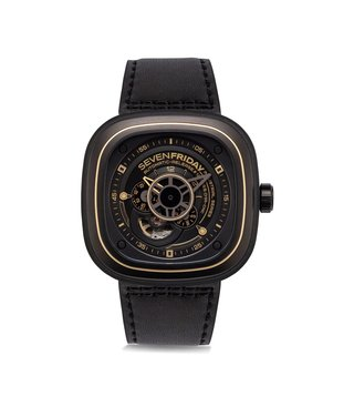 Sevenfriday P2/02 P-Series Analog Watch for Men
