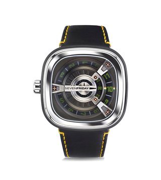 Sevenfriday M1/06 India Off Series Analog Watch for Men