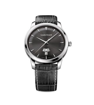 Louis Erard 15920AA03.BEP103 Heritage Analog Watch for Men