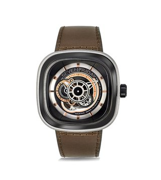 Sevenfriday P2B/01 P-Series Analog Watch for Men