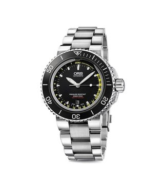Oris 01 733 7675 4154-SET MB Diving Analog Watch for Men