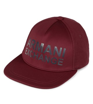 Armani Exchange Rhubarb Sky Captain New Era Baseball Cap
