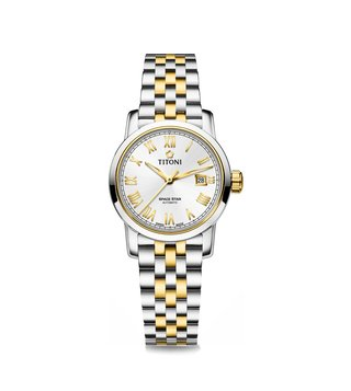 Titoni Space Star 23538 SY-561 Analog Watch for Women