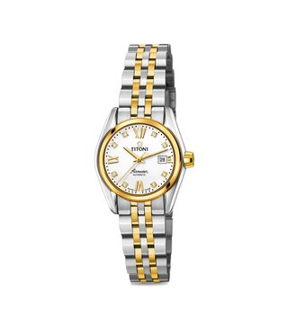 Titoni Airmaster 23909 SY-063 Analog Watch for Women