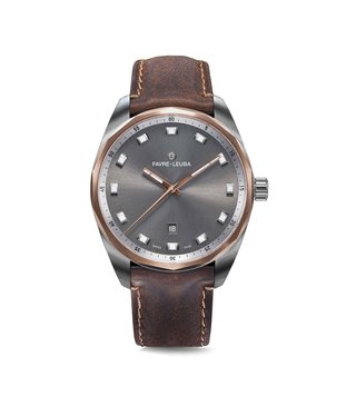 Favre Leuba 00.10201.05.31.44 Chief Analog Watch for Men