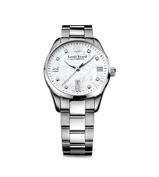Louis Erard Heritage 20100AA14.BMA17 Analog Watch for Women