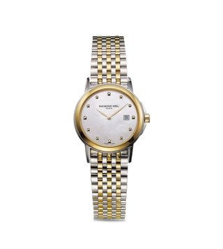 Raymond Weil Tradition 5966-STP-97001 Analog Watch for Women