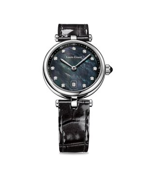 Louis Erard Romance 10800AA19.BDCA7 Analog Watch for Women