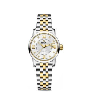 Titoni Space Star 23538 SY-099 Analog Watch for Women