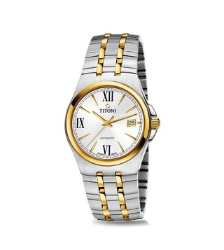 Titoni 83730 SY-520 Impetus Analog Watch for Men
