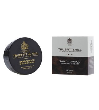 Truefitt & Hill New Sandalwood Shave Cream Bowl