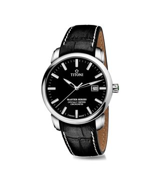 Titoni 83188 S-ST-577 Master Series Analog Watch for Men
