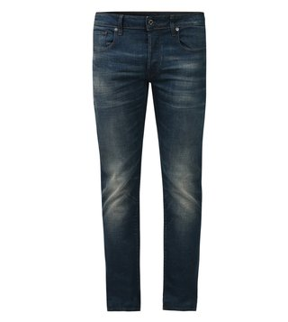 G-Star RAW Blue 3301 Slim Fit Jeans