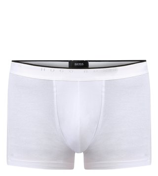 Hugo Boss White Boxers Pack of 2