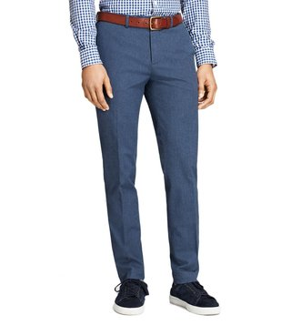 Brooks Brothers Red Fleece Navy SF Stretch-Twill Chinos