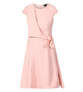 Armani Exchange Blossom Above Knee Dress