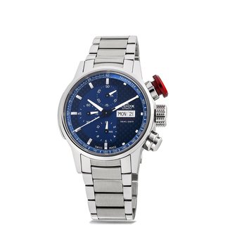 Edox Chronorally 01112 3 BUIN Analog Watch For Men