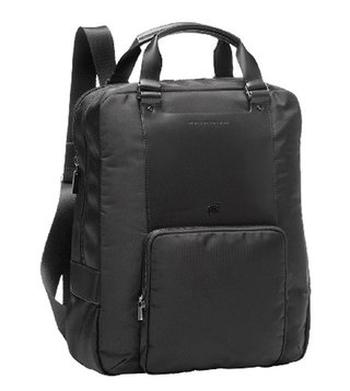 Porsche Design Black Shyrt Nylon Backpack