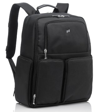 Porsche Design Black Roadster 3.0 Backpack