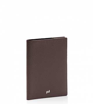 Porsche Design Brown FC 3.0 Passport Holder