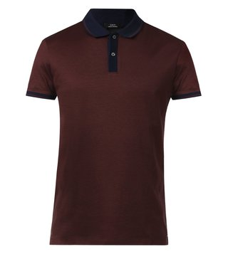 Hugo Boss Rust Slim Fit Phillipson 14 Polo T-Shirt