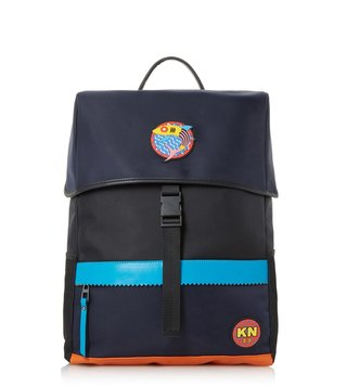 Kit Neale X Dune London Navy Goby Large Backpack