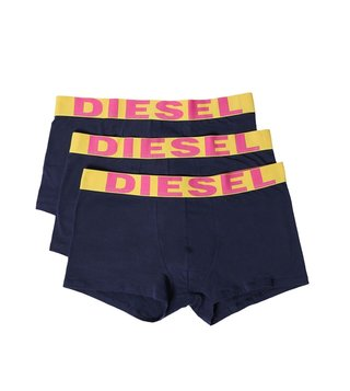 Diesel Navy Umbx Shawn Trunks - (Pack Of 3)