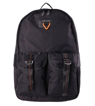 Diesel Black Kross D Over F Backpack