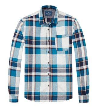 Scotch & Soda Multicolor Regular Fit Shirt