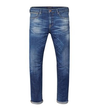 Scotch & Soda Lasso Blue Skim Plus Jeans
