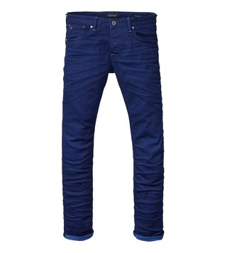 Scotch & Soda Blue Drag Ralston Jeans