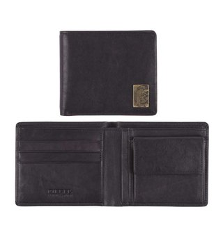 Diesel Black Mohican Shell Hiresh Wallet