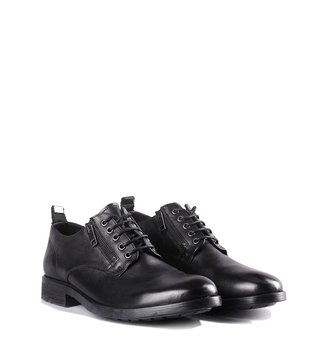 Diesel Black Serberhus Lowy Shoes