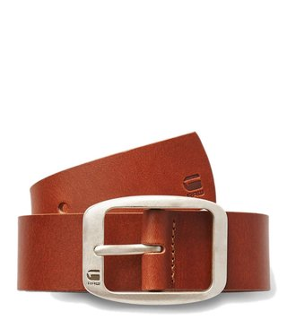 G-Star RAW Dark Cognac Ladd Belt