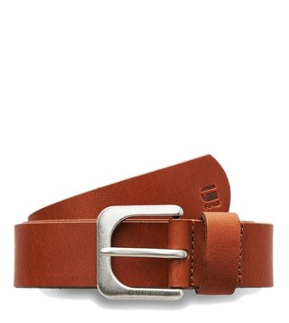 G-Star RAW Dark Cognac Zed Belt