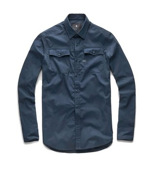 G-Star RAW Blue Landoh Shirt