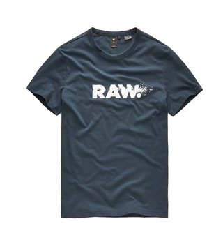 G-Star RAW Blue Broaf T-Shirt