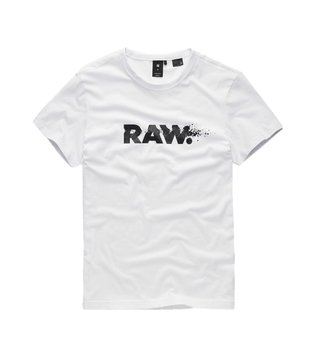 G-Star RAW White Broaf T-Shirt