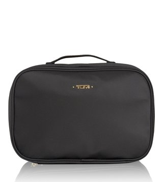 Tumi Black Voyageur Lima Travel Toiletry Kit