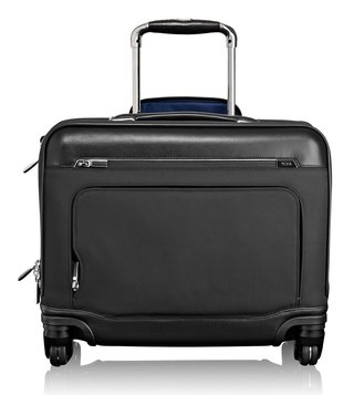 Tumi Black Arrive McAllen Wheeled Laptop Brief