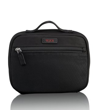 Tumi Black Travel Accessories Large Pouch