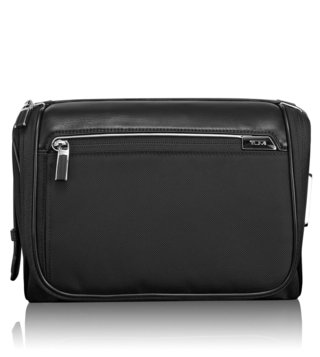 Tumi Black Arrive Richmond Travel Kit