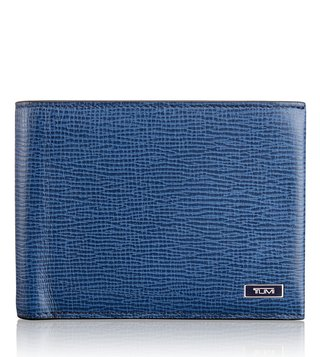 Tumi Cobalt Monaco Global Double Billfold