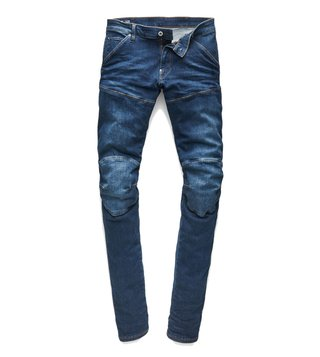 G-Star RAW Dark Aged 5620 Elwood 3D Skinny Fit Jeans