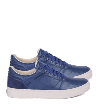 Diesel Blue S-Spaark Low Sneakers