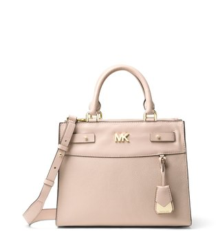 Michael Michael Kors Reagan Soft Pink Medium Satchel